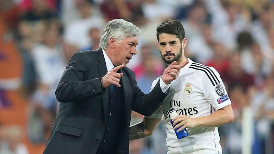 Isco   Alex Livesey/Getty Images