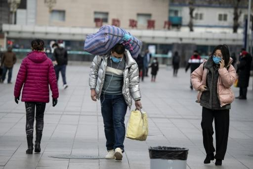 The end of the Lunar New Year holiday has seen an influx of people to Beijing, prompting fear they are bringing the coronavirus with them