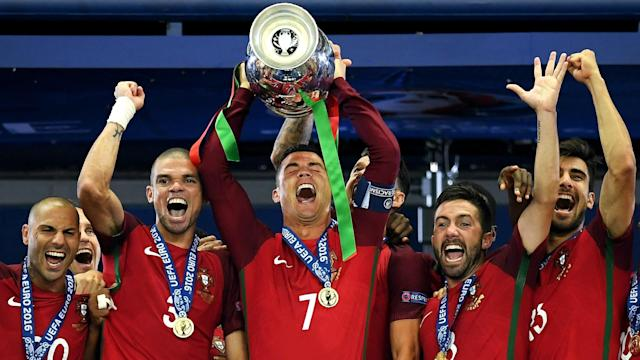 Cristiano Ronaldo was voted Portugal's player of the year as the Real Madrid ace added another accolade to his individual trophy cabinet.