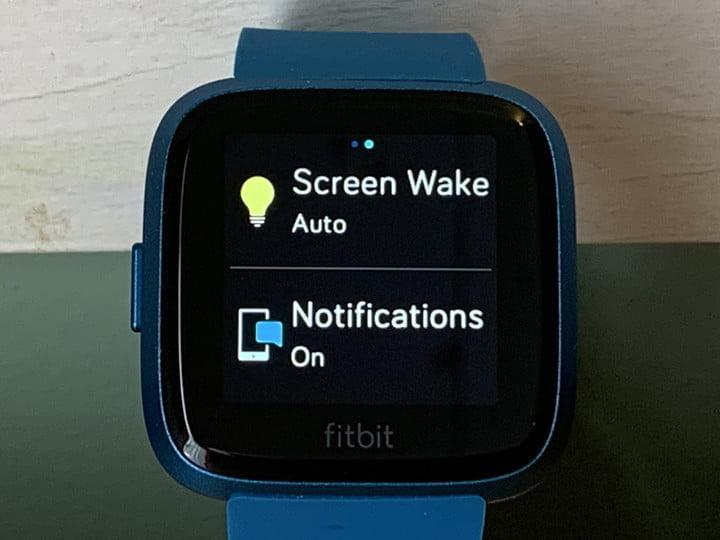 trucos para el fitbit versa lite 3 screen wake device jpg tips and tricks 720x720