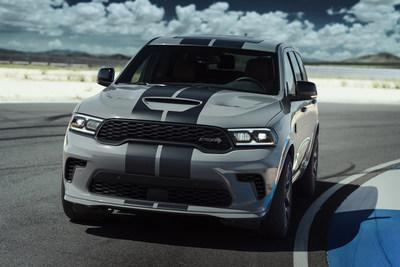 Cat Out of Hell: Dodge//SRT Introduces the Most Powerful SUV Ever – the 710-horsepower 2021 Durango SRT Hellcat