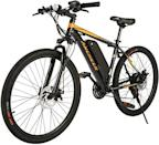 <p>If they're sporty and athletic, they'll love this <span>Ancheer Electric Mountain Bike</span> ($646).</p>