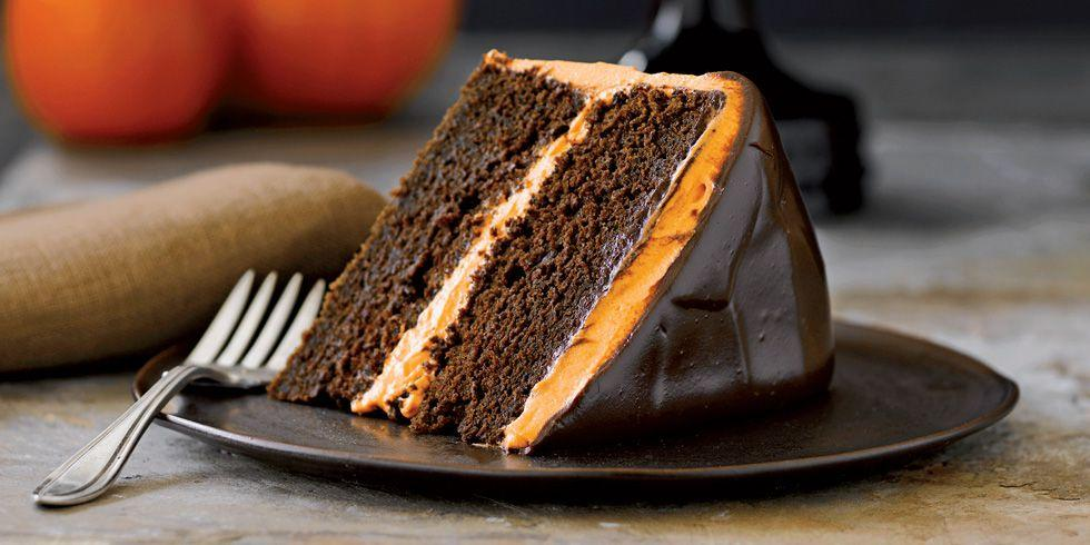 "<p><a rel=""nofollow"" href=""https://www.womansday.com/food-recipes/food-drinks/g20/pumpkin-desserts/"">Pumpkin desserts</a> are always a fall favorite. But give the pies a break and try cakes instead! From churros to chocolate, these creative baked treats will steal the show at your dinner party, <a rel=""nofollow"" href=""https://www.womansday.com/food-recipes/food-drinks/g34/17384-turkey-recipes-99884/"">Thanksgiving feast</a>, or any other event you're throwing.</p>"