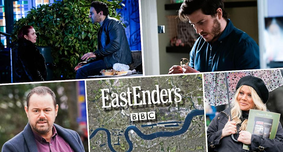 Take a look ahead at next week's EastEnders (BBC)