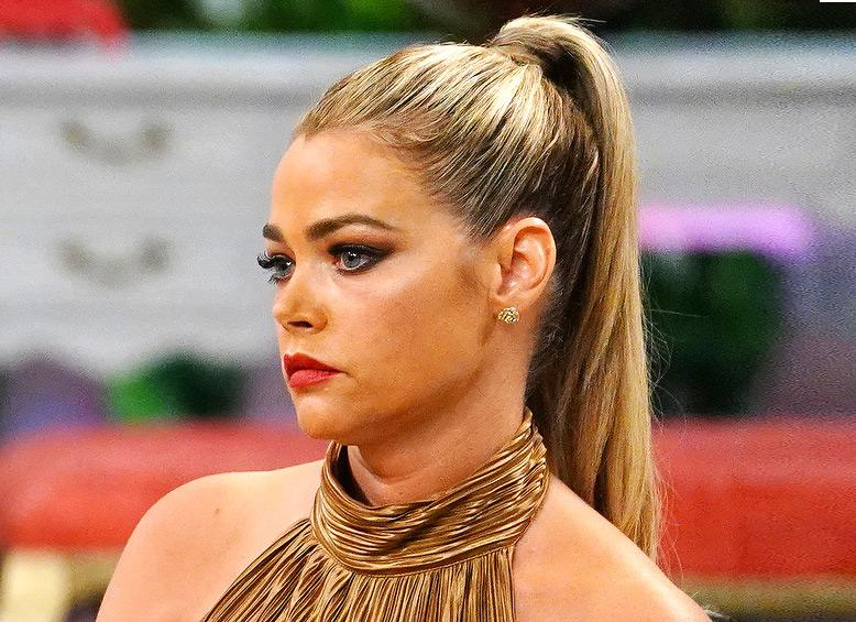 Denise Richards: Charlie Sheen wanted to 'bleed me dry' with divorce