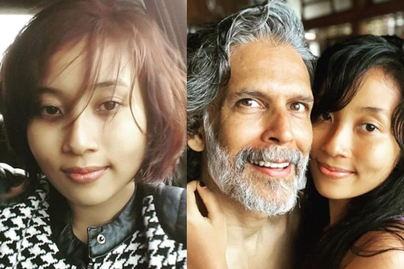 Milind Soman's Wife Ankita Konwar on Trolls: Some Even Said I Must Have Been 12 When He Met Me