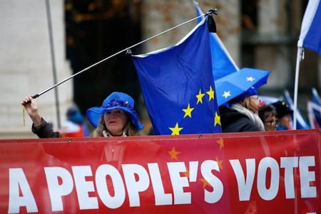 Majority of Britons say any Brexit deal should be put to referendum: poll