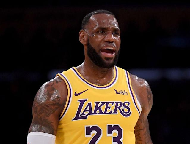 Few players can compare with LeBron's mastery of the fundamentals — but this guide can help you master the fundamentals of Yahoo Fantasy Basketball. (Getty Images)