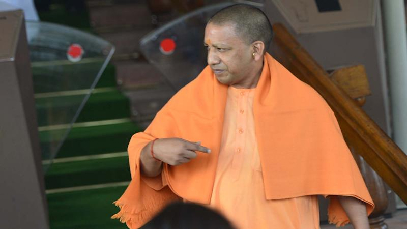 India Questions NYT's Wisdom to Criticise Yogi Becoming UP CM