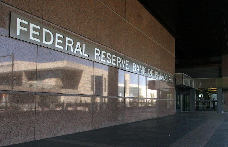 The Federal Reserve Bank of Philadelphia. (AP Photo/ Joseph Kaczmarek)