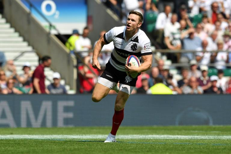 Chris Ashton's hat-trick for The Barbarians against England came on the back of a great season for  Toulon which he says revived his desire to play Test rugby again