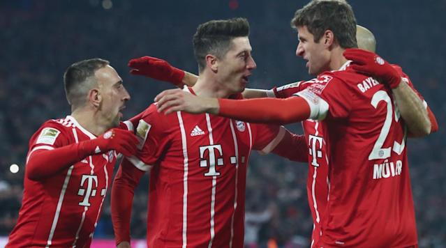 """<p>Bayern Munich will host Besiktas on Tuesday in the first leg of a UEFA Champions League round of 16 tie. </p><p>Bayern Munich narrowly failed to win its group, with PSG capturing the top spot in Group B. Bayern, however, ended up with the eaiser knockout stage tie, as PSG was drawn against defending champion Real Madrid while Bayern drew Besiktas. </p><p>Besiktas is no pushover, having won Group G ahead of Porto, RB Leipzig and Monaco. The club is currently fourth in the Turkish Super Lig. Bayern, meanwhile, sits atop the Bundesliga table. </p><p>See how to watch Tuesday's game below. </p><h3>How to watch</h3><p><strong>Time: </strong>2:45 p.m. ET</p><p><strong>TV: </strong>Fox Sports 2</p><p>Live stream: <a href=""""https://www.fubo.tv/lp/planet-futbol/"""" rel=""""nofollow noopener"""" target=""""_blank"""" data-ylk=""""slk:Watch live on Fubo TV"""" class=""""link rapid-noclick-resp"""">Watch live on Fubo TV</a>. Sign up now for a free seven-day trial. Fox Sports 1 subscribers can <a href=""""https://www.foxsportsgo.com/"""" rel=""""nofollow noopener"""" target=""""_blank"""" data-ylk=""""slk:watch on Fox Sports Go"""" class=""""link rapid-noclick-resp"""">watch on Fox Sports Go</a>. </p>"""