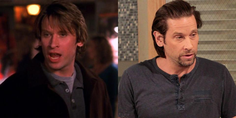 <p>Longtime <em>One Life to Live</em> actor Roger Howarth played Joey's other English professor at Boston Bay on season six. Why was he always yelling in nearly every scene? And what's up with that earring? Since 2012, Roger has been on another popular soap, <em>General Hospital</em>, playing Todd Manning, then Franco.</p>