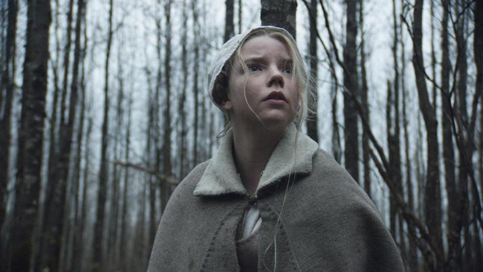 <p> <strong>The movie: </strong>Self described as a 'New England folk tale' - although it's more like a fairy tale from hell - Robert Eggers' terrifying period drama follows a Puritan family after they are ejected from their colony. Screaming 'don't do it' at the screen just doesn't work as William (Ralph Ineson) takes his wife Katherine (Kate Dickie) and his five children into the deep, dark woods to survive alone on a farm. It's not spoiling anything to say that it doesn't go particularly well. Following Thomasin, the eldest daughter of the family played by Anya Taylor Joy in her first credited role, we witness the tense unravelling of a dysfunctional family faced with the horrific prospect of an outside force staring out at them from the trees. </p> <p> <strong>Why it's scary: </strong>It's love or hate time with this divisive movie but lose yourself to The Witch and suddenly everything is scary and you can't put your shaking finger on exactly why. Every perfectly constructed shot of the family attempting to survive in the wilderness is cranked into fear-ville with a constantly surprising hellish score of strings and vocals. This means that when true horror eventually does hit after a torturous slow burn of tension, it's like Eggers has masterfully wired you in for shocks and you didn't notice. From the unnerving skip and shrill voices of the young twins to the monstrous goat known only as Black Phillip, there is unique horror lurking in The Witch that just doesn't go away. </p>