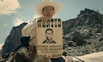 <p>The Coen Brothers return to the Festival for the third time with the UK Premiere of <i>The Ballad of Buster Scruggs</i>, which is this year's American Airlines Gala. A wildly idiosyncratic, undeniably hilarious and often touchingly melancholic study of the American West, this anthology of a half-dozen Western tales is a six-shooting delight from the bottomless well that is the Coens' imagination. Tim Blake Nelson will play the titular lead role, while Zoe Kazan, Liam Neeson and Tom Waits also star. </p>