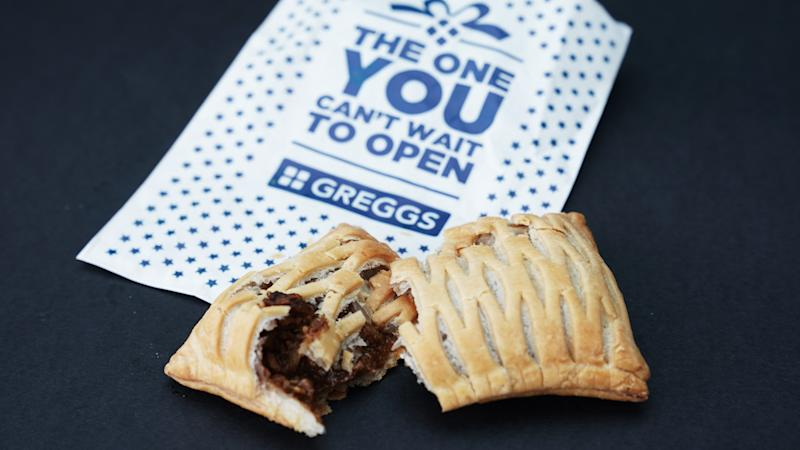 Greggs partners with Just Eat for nationwide delivery rollout