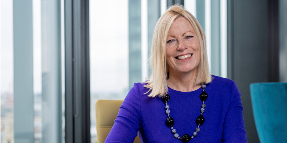 47) Sharon Thorne, Deloitte Global Board chair, Deloitte . Photo: Deloitte