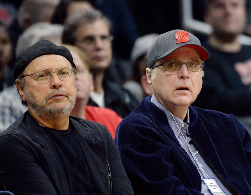 Microsoft co-founder Paul Allen, right, donated $100,000 to a joint fundraising committee aiding Republicans in the upcoming midterm elections, according to FEC filings. (Photo: Kevork S. Djansezian via Getty Images)