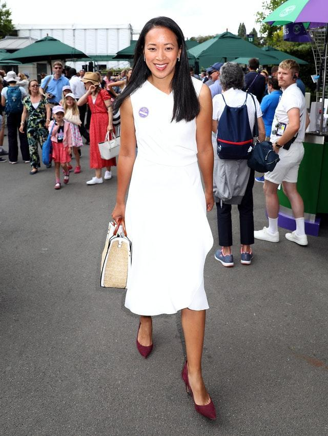 Fed Cup captain Anne Keothavong has been made an MBE