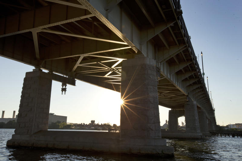 Officials: 2 of 5 troubled DC bridges are fixed