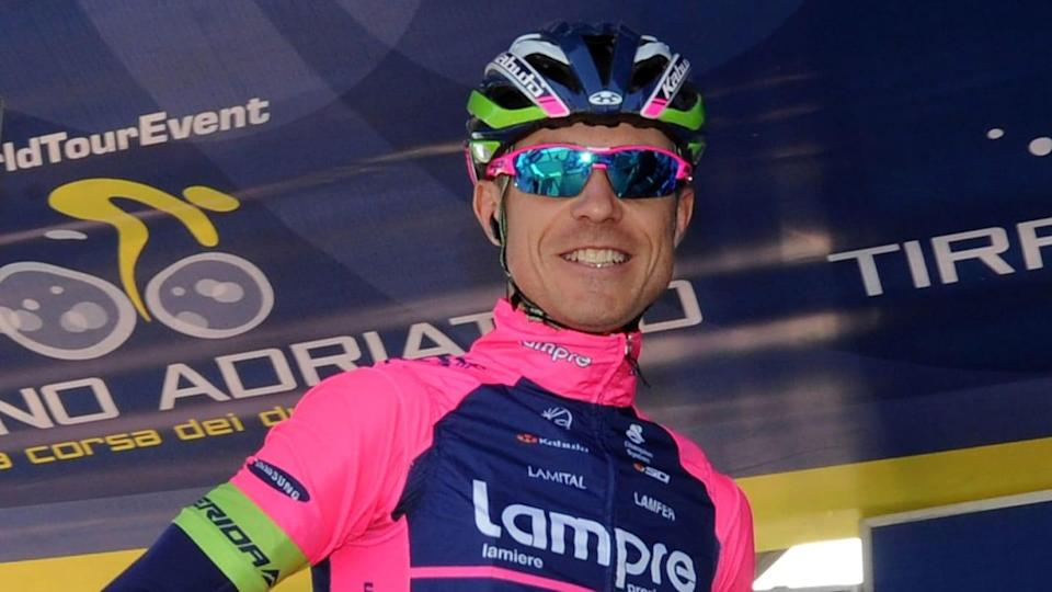 Damiano Cunego   Giuseppe Bellini/Getty Images