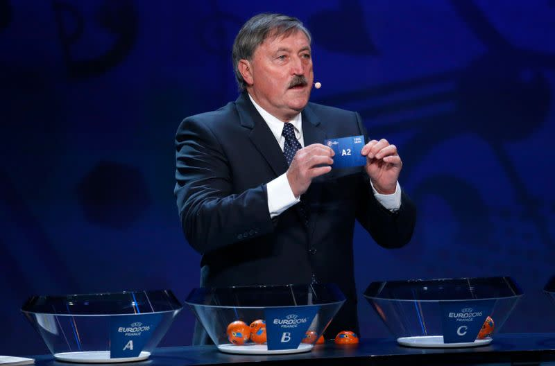 Penalty king Panenka in serious condition at Czech hospital: club statement