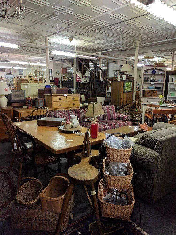 """<p>""""Always a favorite place to browse for treasures when we visit Brattleboro. Staff is helpful and friendly and knowledgeable about the inventory. Their location on Main Street is prime and is close to other shops, especially book, coffee, and kitchen shops. Highly recommend a visit to this shop for visitors of all ages,"""" <a href=""""https://www.yelp.com/biz/twice-upon-a-time-brattleboro"""" rel=""""nofollow noopener"""" target=""""_blank"""" data-ylk=""""slk:Sara H"""" class=""""link rapid-noclick-resp"""">Sara H</a>.</p><p><strong>Visit the store</strong>: 63 Main St, Brattleboro, VT</p>"""