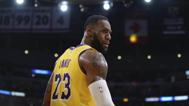 It looked at one point like the Warriors would once again have to overcome a LeBron-led squad in pursuit of a title. Now, the Lakers are spiraling.