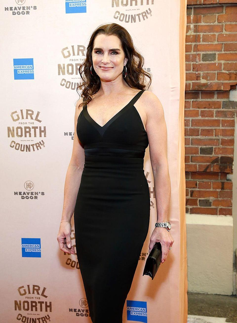 <p>The <em>Blue Lagoon</em> actress graduated from Princeton University in 1987, where she was a member of the Princeton Triangle Club. </p>