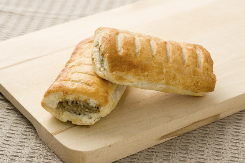 Birds Eye have launhed a vegan sausage roll. (Getty Images)