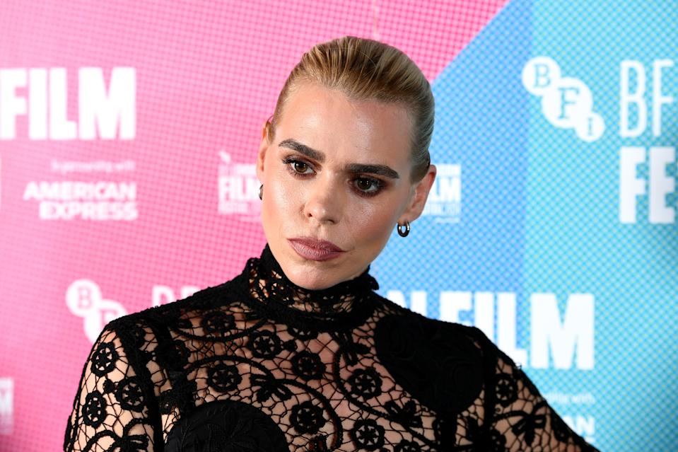 Like Britney Spears, Billie Piper found fame at a young age. (Getty Images for BFI)