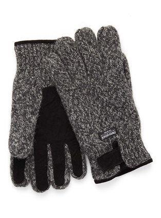 """<a href=""""http://www.simons.ca/simons/product/1800-14303/Gloves/Rustic+wool+gloves?/en/&rootCatId=6714&catId=6628&viewAll=Category&colourId=3"""" target=""""_blank"""">Rustic Wool Gloves, $15, available at Simons </a>"""