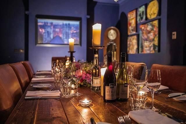 The bistro serves up French fare (Hotel du Vin)