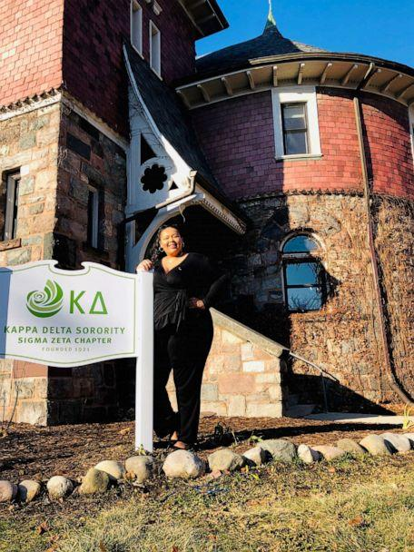 Bennett detailed her experience in a Twitter thread that has gotten the attention of Wayne State University and Kappa Delta headquarters. (Danielle Bennett)