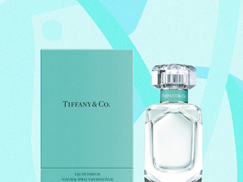 The Only Thing Expected About Tiffany's New Fragrance Is The Blue Box