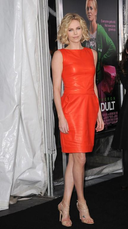 'Young Adult' world premiere at the Ziegfeld Theatre in New York City, USA