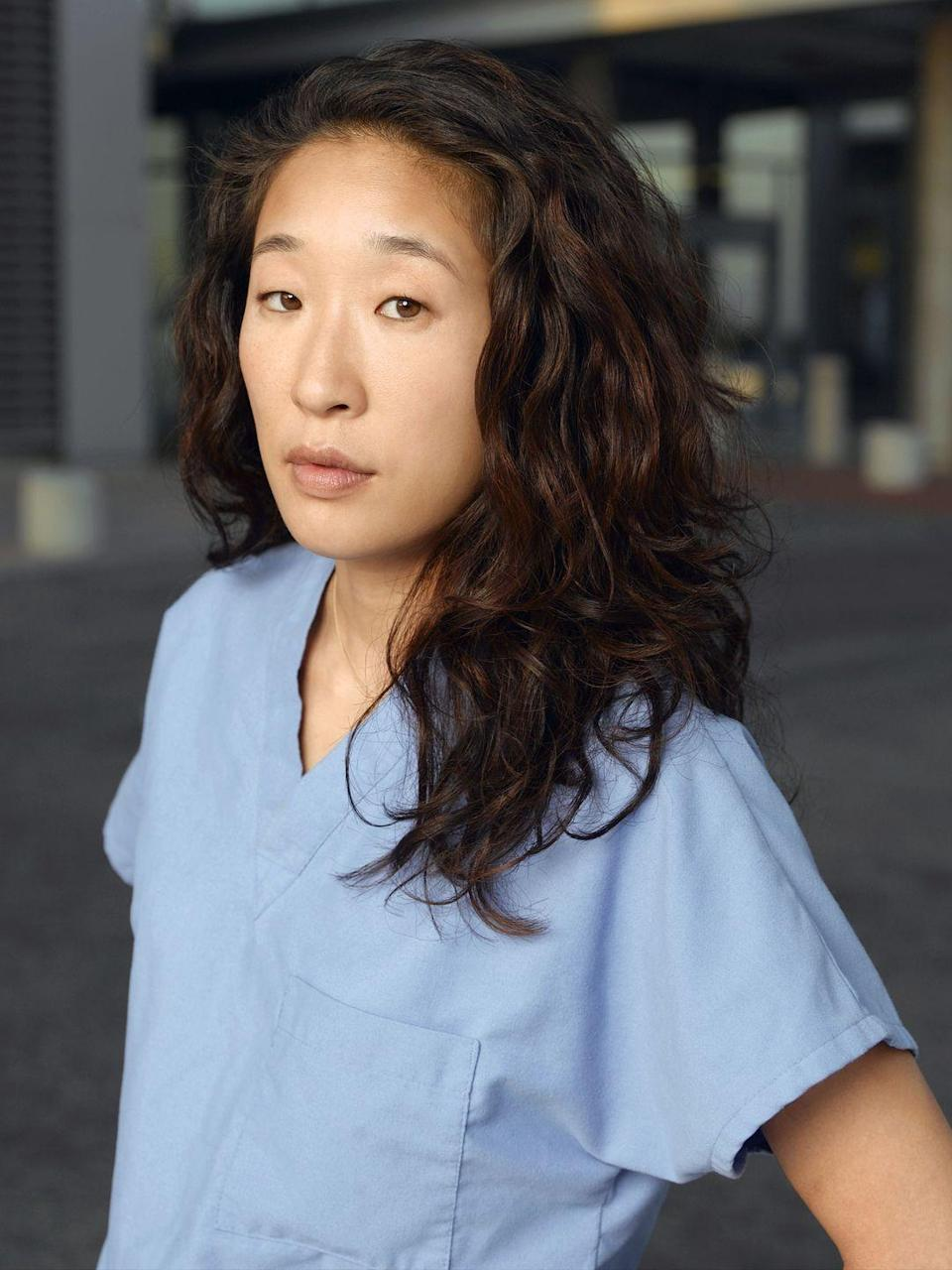 <p>In season 1, Sandra Oh's Cristina Yang was just an ambitious young intern, preparing to take over the cardiology department and become a world-renowned heart surgeon. </p>