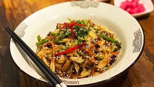 Restaurants of Different Cuisines Offering Vegan and Vegetarian Food Delivery in Singapore
