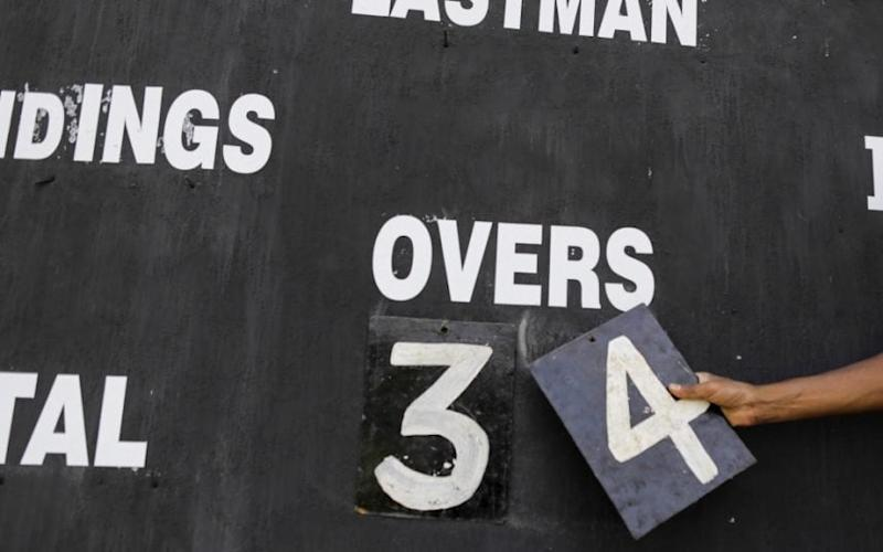 Big scores expected: scorecards at Cricket World Cup will be turned up to 11 - © 2016 Bloomberg Finance LP