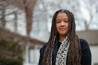 Robin Sue Simmons, alderman of Evanston's 5th Ward and a driving force behind the city's move to award reparations to its Black residents