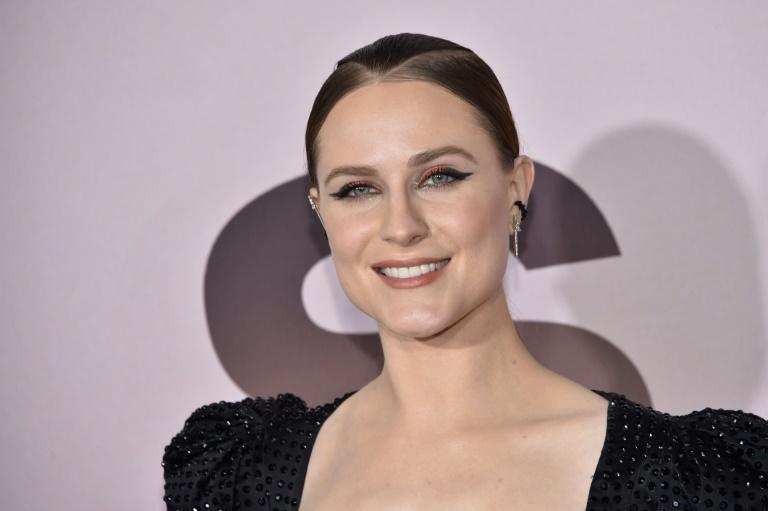 "US actress Evan Rachel Wood, shown here in 2020 at a ""Westworld"" premiere, has spoken out against her ex Marilyn Manson, alleging sexual and psychological abuse"