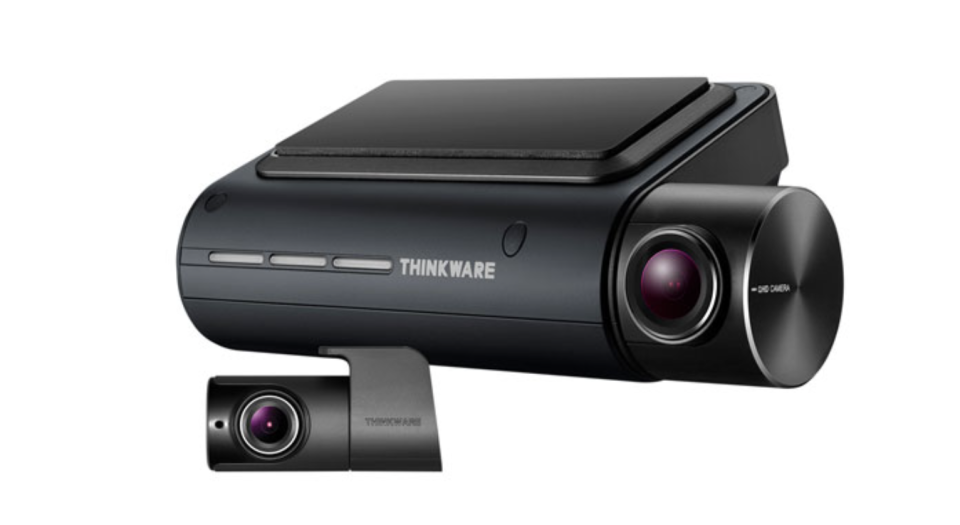 Thinkware Q800PRO 2K QHD 1440p Dash Cam with Rear Camera & Hardwiring Cable - Only at Best Buy