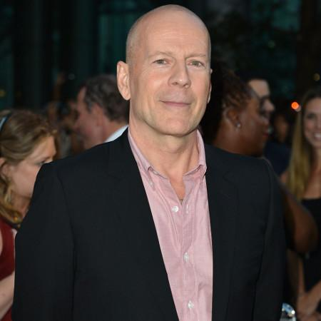 Bruce Willis: The queen is tough