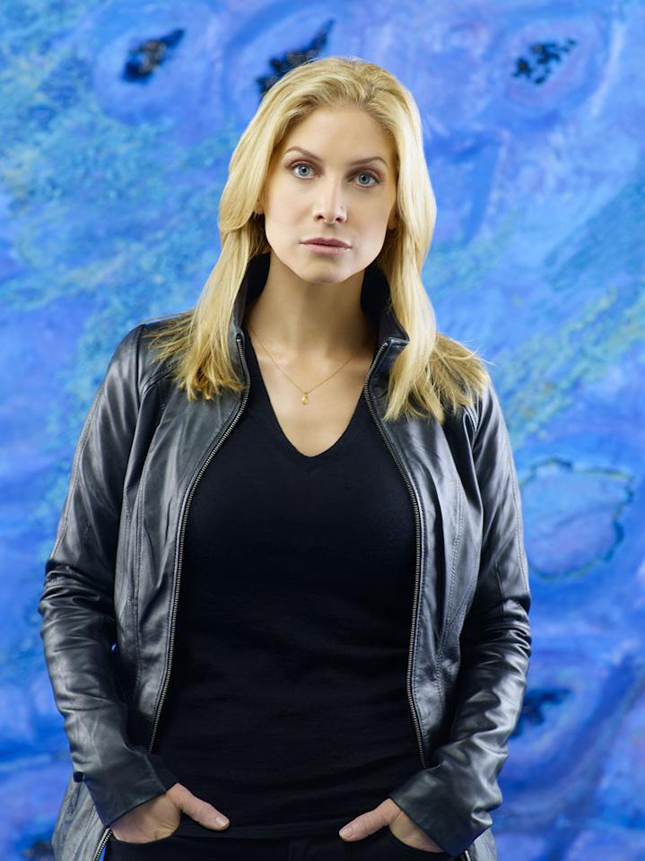 "Elizabeth Mitchell stars as Erica Evans in ""V."""
