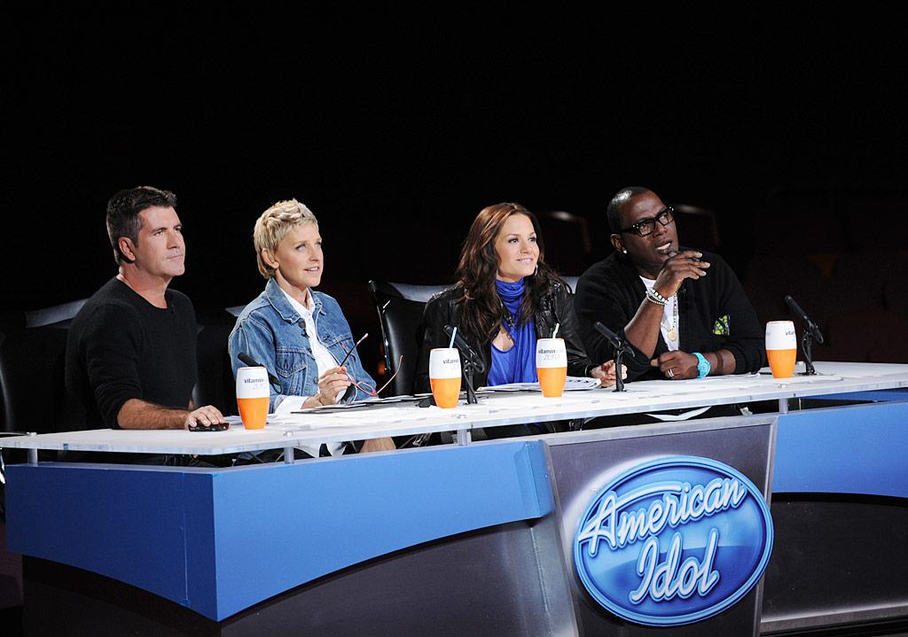 """28 million people tuned in to see Ellen DeGeneres make her debut appearance on """"American Idol"""" on Tuesday. The funny lady's first show was met with an overwhelmingly positive response from """"Idol"""" fans. And the hits just keep on coming -- DeGeneres' daytime talk show was just renewed for another three seasons by NBC. Michael Becker/<a href=""""http://www.FOX.com/"""" target=""""new"""">FOX.com</a> - February 1, 2010"""