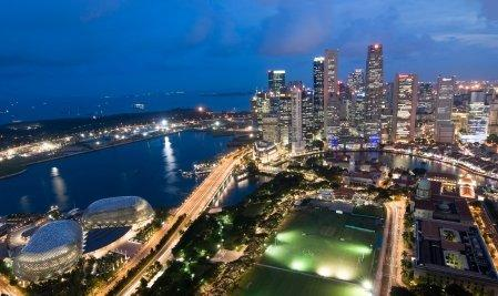 Singapore ranks second on globalization index 2012