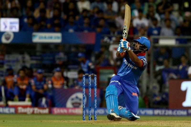 Rishabh Pant happened to be one of the best batsmen at the camps of DC