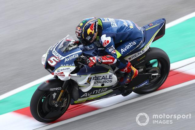 "Johann Zarco, Avintia Racing <span class=""copyright"">Gold and Goose / Motorsport Images</span>"