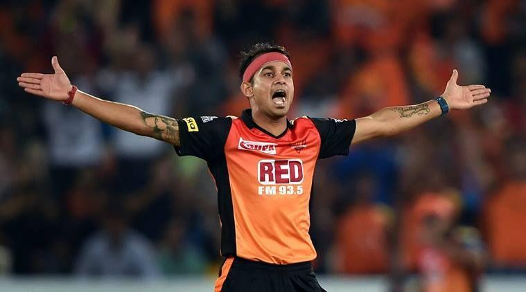 Siddharth Kaul is an integral part of the Sunrisers Hyderabad bowling attack