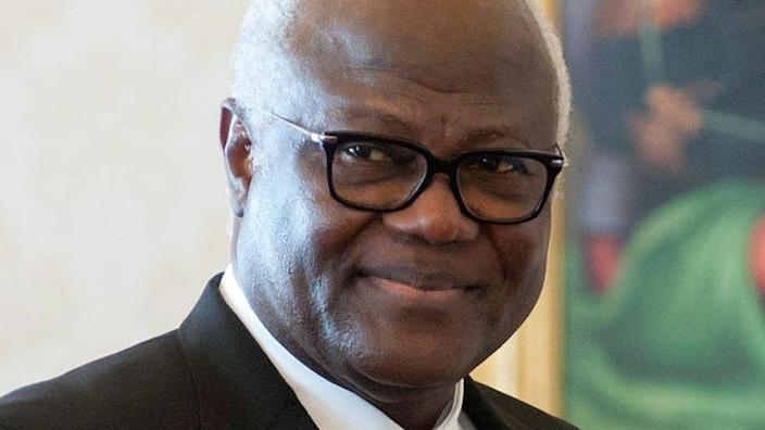 Mr Koroma's party has denied the corruption allegations